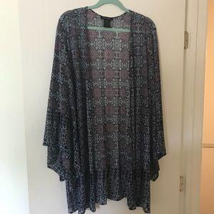 Ashley Stewart kimono